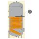 Karšto vandens šildytuvas Cordivari BOLLY 1 ST su vienu gyvatuku, 800L