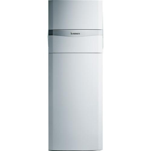 Dujinis kondensacinis katilas Vaillant ecoCOMPACT VSC 306/4 -5 su 150 litrų karšto vandens šildytuvu