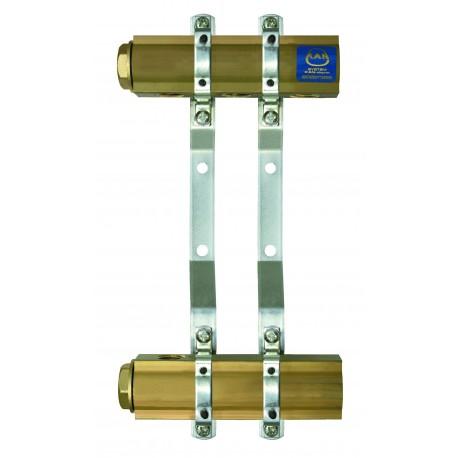 Rad.šildymo kolekt. EV-M 6  žiedų skaičius 6  ilgis 300mm