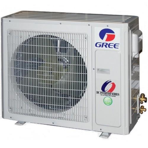 Išorinė šilumos siurblio oras/vanduo dalis Gree Versati II+, 14 kW