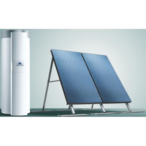 Plokščiųjų saulės kolektorių komplektas VAILLANT auroSTEP plus 2.250 HF