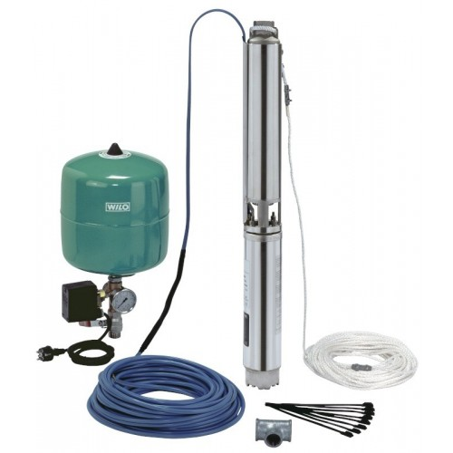 Vandentiekio įrenginys Wilo Sub TWU 4-0414-C P