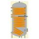 Karšto vandens šildytuvas Cordivari BOLLY 2 ST WC su dviem gyvatukais, 1000 l