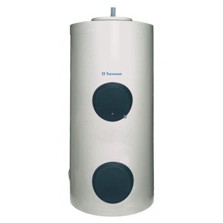 Vandens šildytuvas su 2 gyvatukais Tatramat VTS 400/3, 400 l (224994)