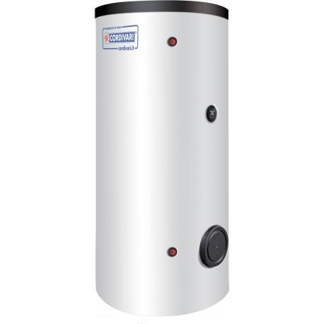 Karšto vandens šildytuvas Cordivari BOLLY1 XL, 500 l, šilumokaičio plotas 5,4 m²