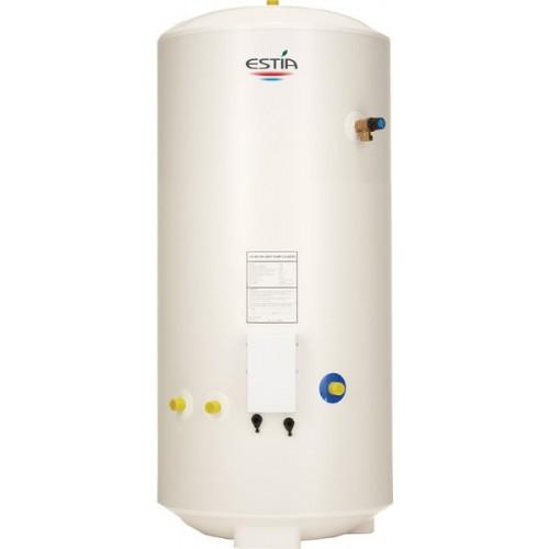 Karšto vandens šildytuvas šilumos siurbliams oras/vanduo Toshiba Estia, 210 l