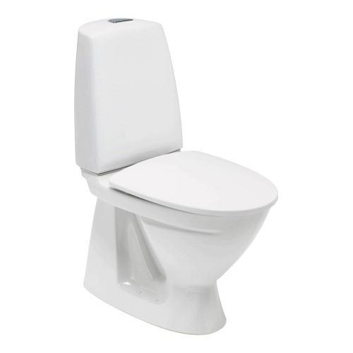 Kombinuotas unitazas SIGN, vertikalus, 2/4 ltr. Fresh WC funkcija