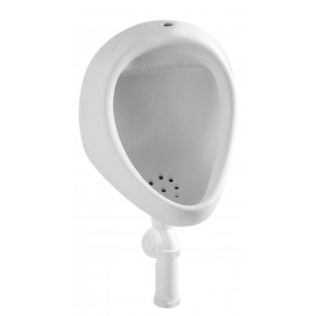 Pisuaras KORINT su sifonu, išoriniu vandens įvadu (be nuleidimo mech.)