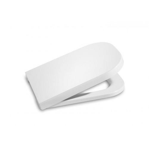 Unitazo sėdynė su dangčiu GAP su Slowclose mechanizmu, baltas