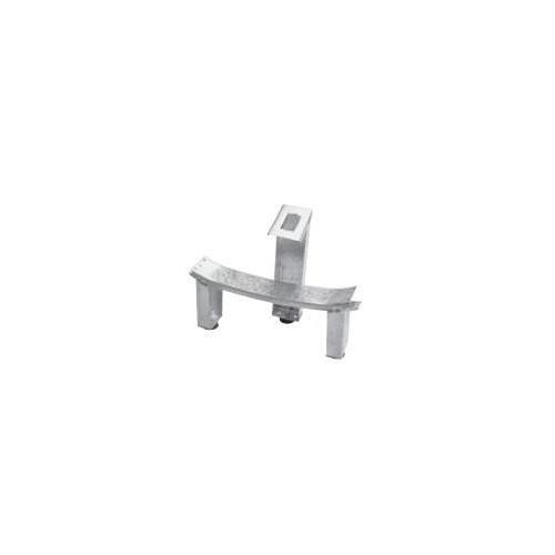 Metalinės kojelės vonioms  RIGA MINI, 1 pora