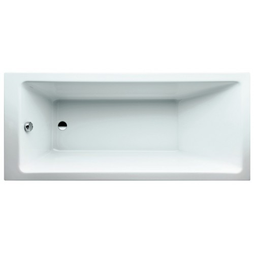 PRO akrilinė vonia 170x75 cm įleidžiamas modelis, 185 ltr