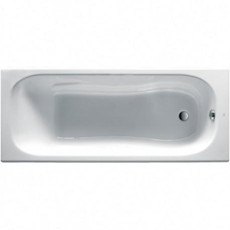 MALIBU ketaus vonia 150x75 cm, antislip