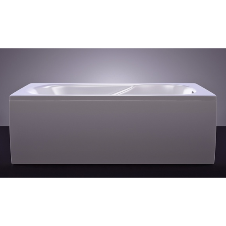 Classica  akmens masės vonia 1500x750 mm, balta