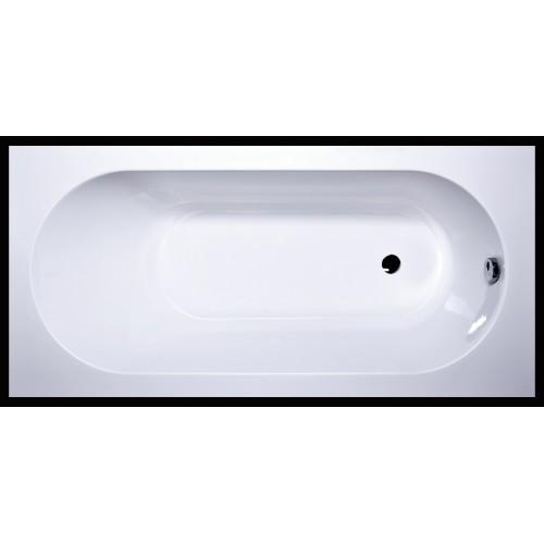 Akmens masės  vonia Libero 1800x800 mm, balta
