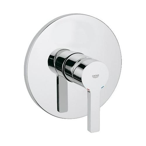 Lineare potinkinio dušo maišytuvo virštinkinė dalis
