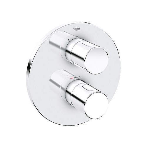 Grohtherm 3000 Cosmopolitan potinkinio dušo termostato virštinkinė dalis