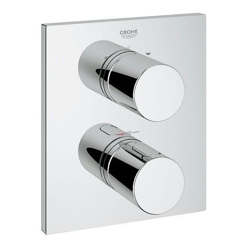 Grohtherm 3000 Cosmopolitan potinkinio vonios termostato virštinkinė dalis, chromas