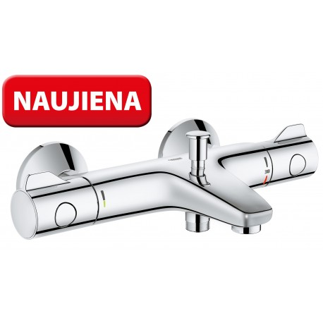 Grohtherm 800 termostatinis maišytuvas voniai