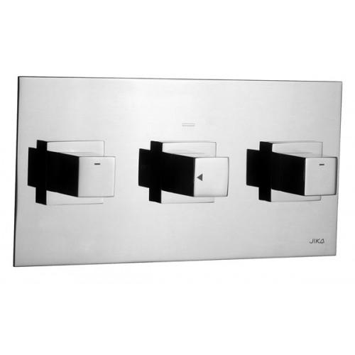 CUBITO Potinkinis vonios-dušo maišytuvas, chromuotas