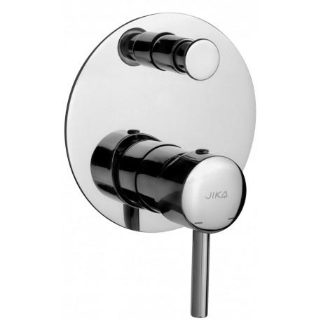 MIO Potinkinis vonios-dušo maišytuvas, chromuotas