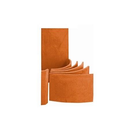Keraminė akumuliuojanti Cebud plokštė 120 x 50 x 2,5 cm