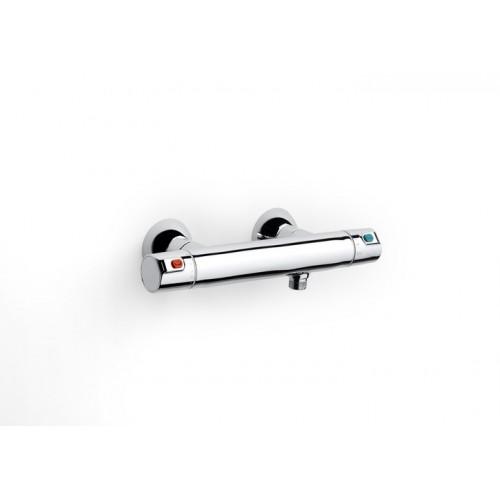 VICTORIA termostatinis dušo maišytuvas, be dušo aksesuarų, chromuotas
