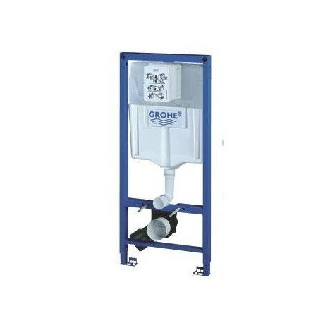 Rapid SL potinkinis WC rėmas 3/6 ltr. (3 in 1) tvirtinimai, izoliacinė tarpinė