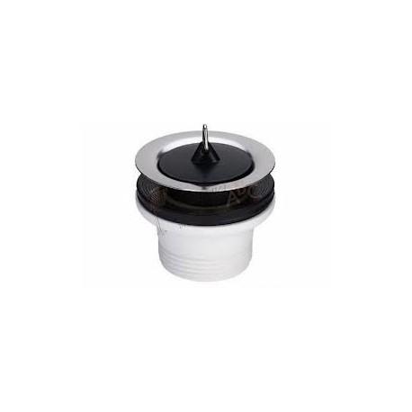 Išleidimo ventilis su kamščiu 1 1/2 x 70