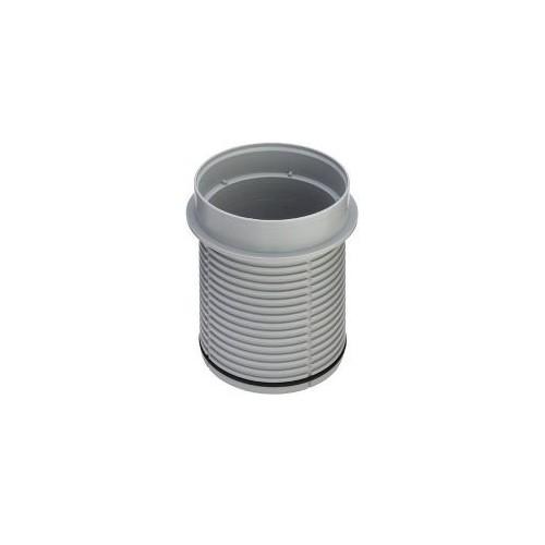 VIEGA trapo paaukštinimo elementas D100, ( 40 - 95 mm)