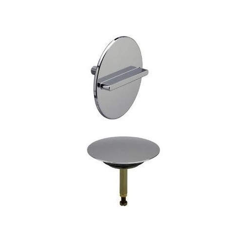 MULTIPLEX Visign M3 dangteliai vonios sifonui, chromas