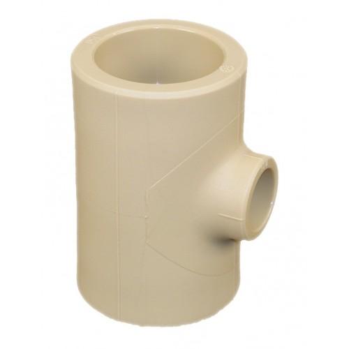 Lituojamas Poloplast trišakis redukuotas 50x40x50 mm