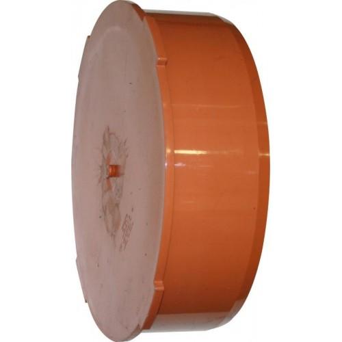 PIPELIFE lauko kanaliz. PVC aklė d.160 mm