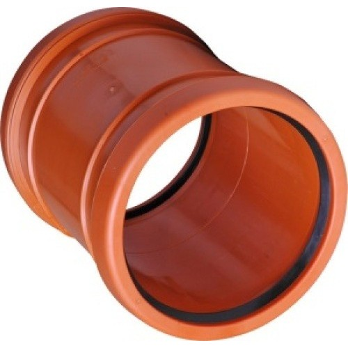 PIPELIFE lauko kanaliz. PVC dviguba mova d. 110 mm