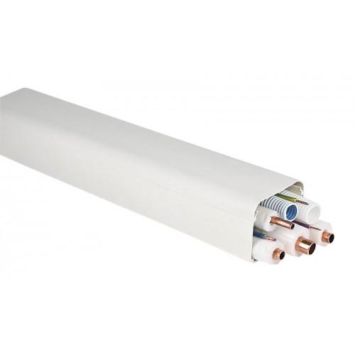 Kanalas 65x50mm(L-2m)kaina už 1m
