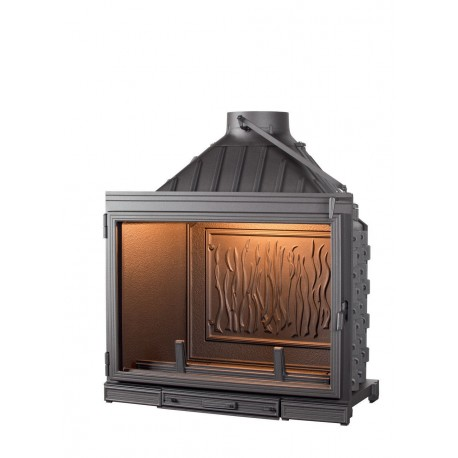 Ketinis židinio ugniakuras Seguin Super 8 (F0600)