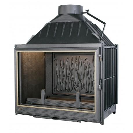 Ketinis židinio ugniakuras Seguin Multivision 7000, su dv. oro padavimo sistema (F0700+DC07)