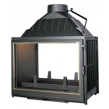 Ketinis židinio ugniakuras Seguin Multivision 7000, su 2 fasadais (F0704)