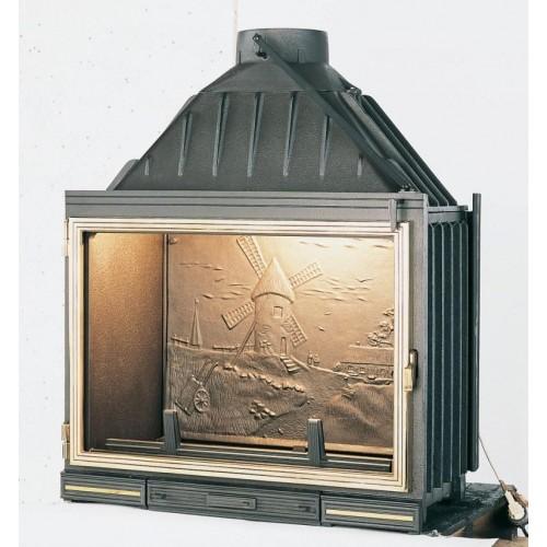 Ketinis židinio ugniakuras Seguin Multivision 8000 (F0800)