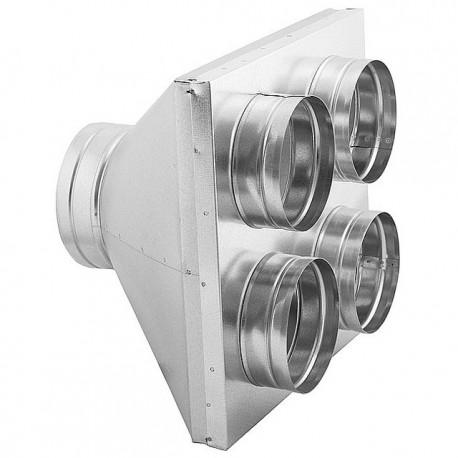 Paskirstymo dėžutė SRDS 150-4x125-OC