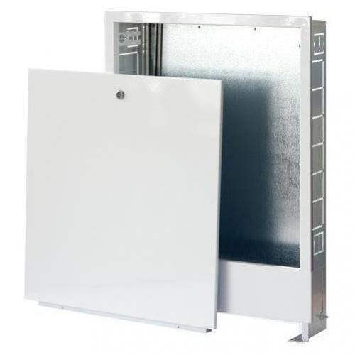 Uponor Vario įleidžiama spintelė PT 565x123 mm/iki 5 šakų