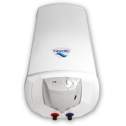 Vertikalus elektrinis vandens šildytuvas Elektromet Nordic Aqua  100l