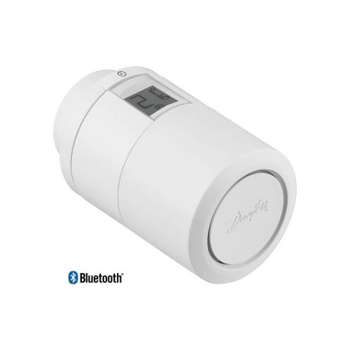 Termostatinė galva Danfoss Living ECO2, per Bluetooth