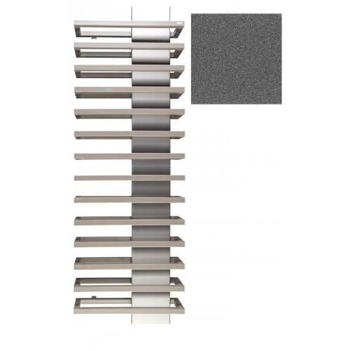 Juodojo metalo gyvatukas TOWER, TOW-60/120E54 C12